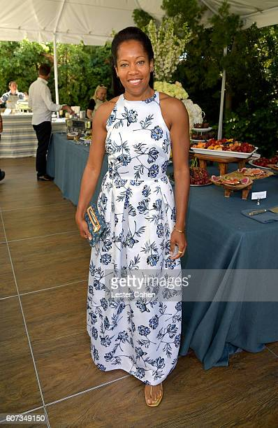 Actress Regina King at the ICM Partners PreEmmy Brunch on September 17 2016 in Santa Monica California