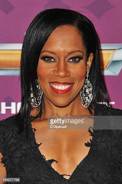 Actress Regina King attends BET's Black Girls Rock 2012 CHEVY Red Carpet at Paradise Theater on October 13 2012 in New York City