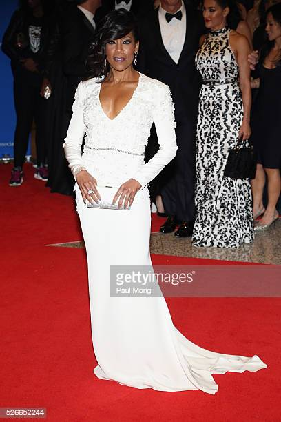 Actress Regina King attends the 102nd White House Correspondents' Association Dinner on April 30 2016 in Washington DC