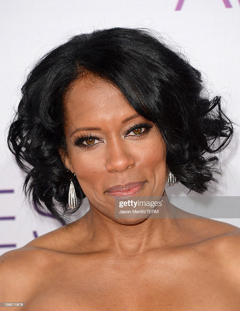 Actress Regina King attends the 39th Annual People's Choice Awards at Nokia Theatre L.A. Live on January 9, 2013 in Los Angeles, California.
