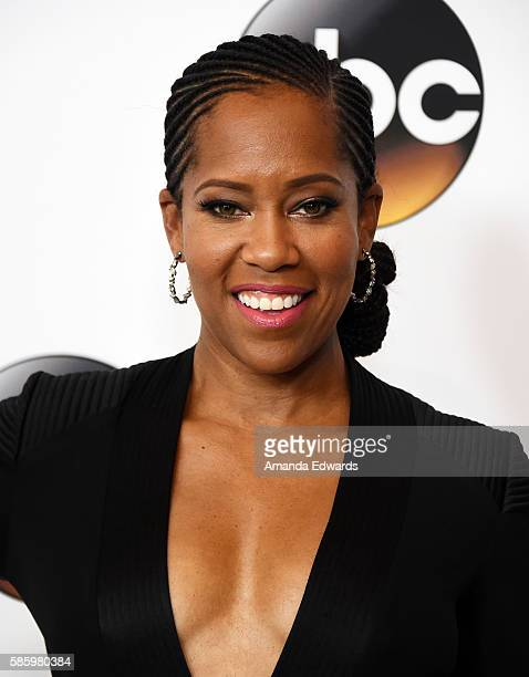 Actress Regina King attends the Disney ABC Television Group TCA Summer Press Tour on August 4 2016 in Beverly Hills California