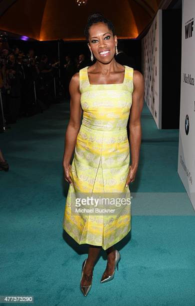 Actress Regina King attends the Women In Film 2015 Crystal Lucy Awards at the Hyatt Regency Century Plaza on June 16 2015 in Century City California