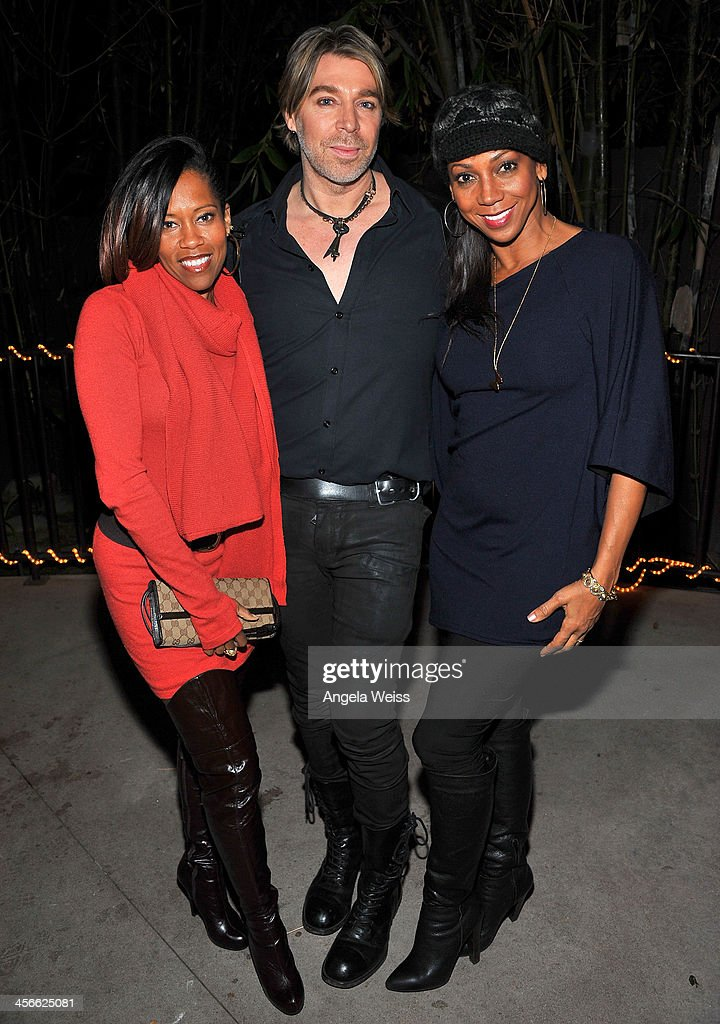 Actress Regina King Hairstylist And Creator Of Wen Chaz Dean And News Photo Getty Images