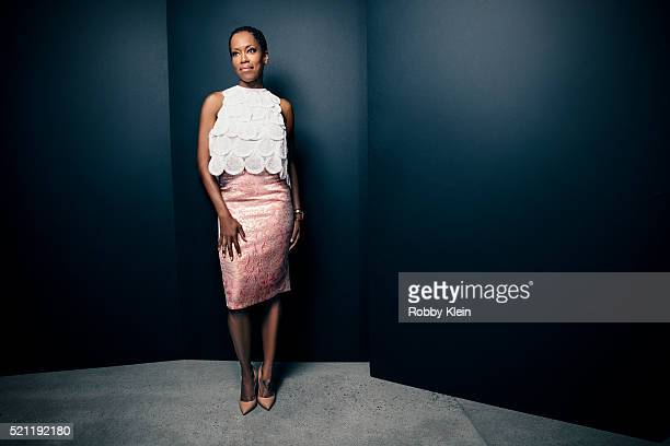 Actress Regina King is photographed for The Wrap on August 11 2015 in Hollywood California