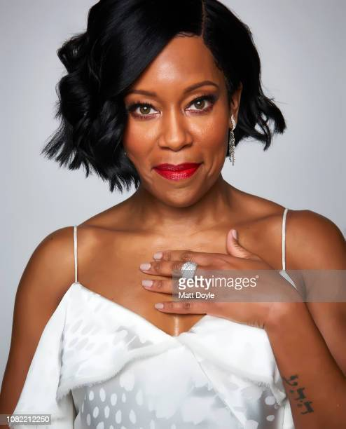 Actress Regina King poses for a portrait at The National Board of Review Annual Awards Gala on January 8 2019 at Cipriani 42nd Street in New York City