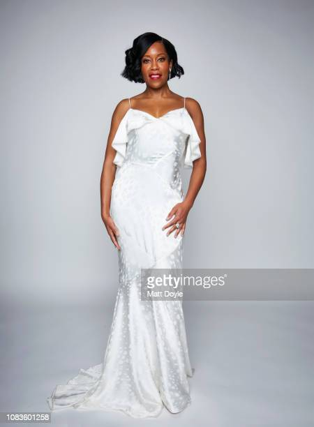 Actress Regina King poses for a portrait at The National Board of Review Annual Awards Gala on January 8, 2019 at Cipriani 42nd Street in New York...