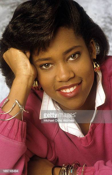 Actress Regina King poses for a portrait in circa 1987