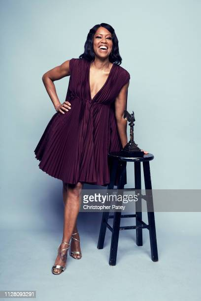 Actress Regina King poses for a portrait on February 23 2019 at the 2019 Film Independent Spirit Awards in Santa Monica California