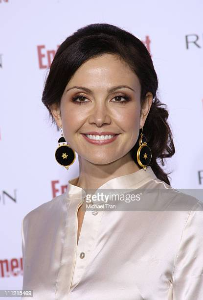 Actress Reiko Aylesworth arrives at the Entertainment Weekly's 5th Annual Pre-Emmy Party at Opera and Crimson on September 15, 2007 in Hollywood,...