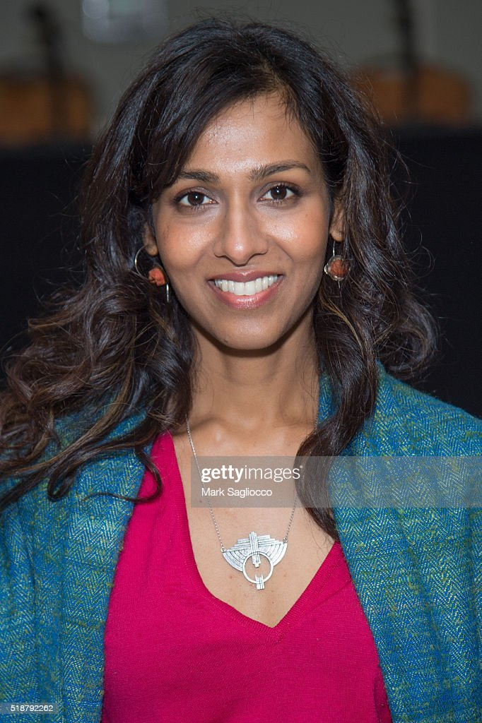 Actress Rekha Sharma attends the 2016 Long Island SciFi/Fantasy Convention at Ramada Plaza on April 2 2016 in Holtsville New York