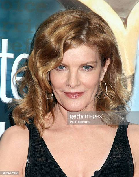 Actress Rene Russo attends the 2015 Writers Guild Awards LA Ceremony at the Hyatt Regency Century Plaza on February 14 2015 in Los Angeles California