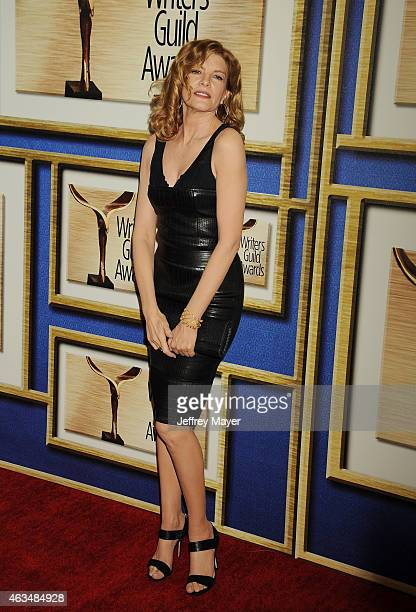 Actress Rene Russo attends the 2015 Writers Guild Awards L.A. Ceremony at the Hyatt Regency Century Plaza on February 14, 2015 in Century City,...
