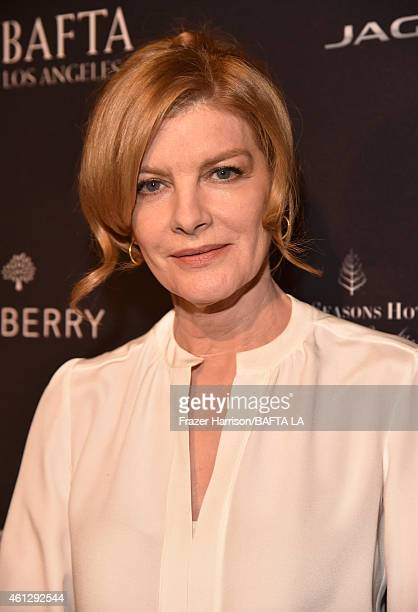 Actress Rene Russo attends the BAFTA Los Angeles Tea Party at The Four Seasons Hotel Los Angeles At Beverly Hills on January 10, 2015 in Beverly...