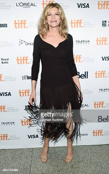 Actress Rene Russo attends the Nightcrawler premiere during the 2014 Toronto International Film Festival at The Elgin on September 5 2014 in Toronto...