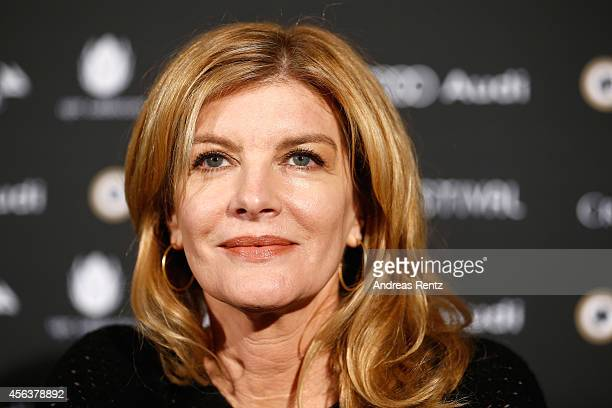 Actress Rene Russo attends the 'Nightcrawler' Press Conference during Day 6 of Zurich Film Festival 2014 on September 30 2014 in Zurich Switzerland