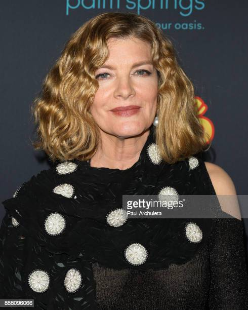Actress Rene Russo attends the premiere of Just Getting Started at The ArcLight Hollywood on December 7 2017 in Hollywood California