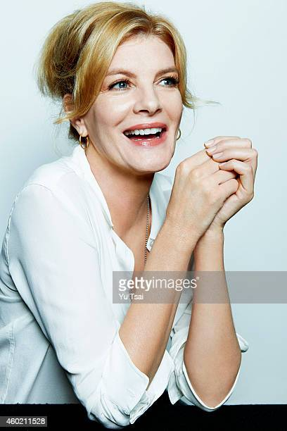 Actress Rene Russo is photographed for Variety on September 6 2014 in Toronto Ontario