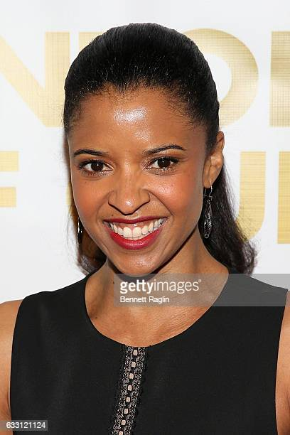 Actress Renee Elise Goldsberry attends the National CARES Mentoring Movement's 2nd Annual 'For the Love of Our Children' Gala at Cipriani 42nd Street...