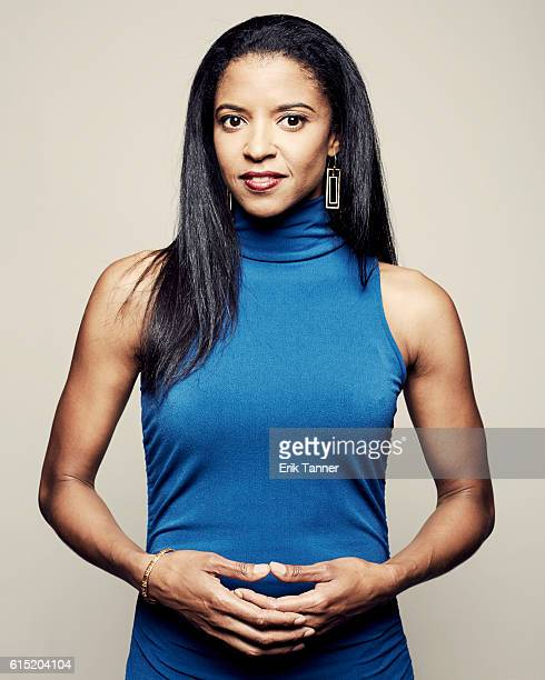Actress Renee Elise Goldsberry poses for a portrait during the 54th New York Film Festival at Lincoln Center on October 1 2016 in New York City