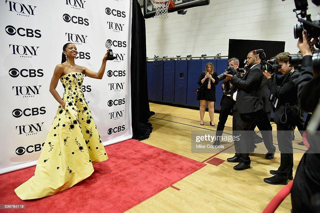 70th Annual Tony Awards - Press Room : News Photo