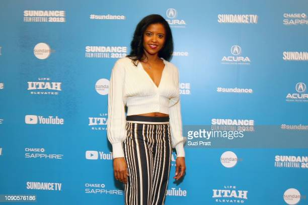 Actress Renee Elise Golsberry attends the 'Documentary Now' Red Carpet Screening And After Party during the 2019 Sundance Film Festival at The...