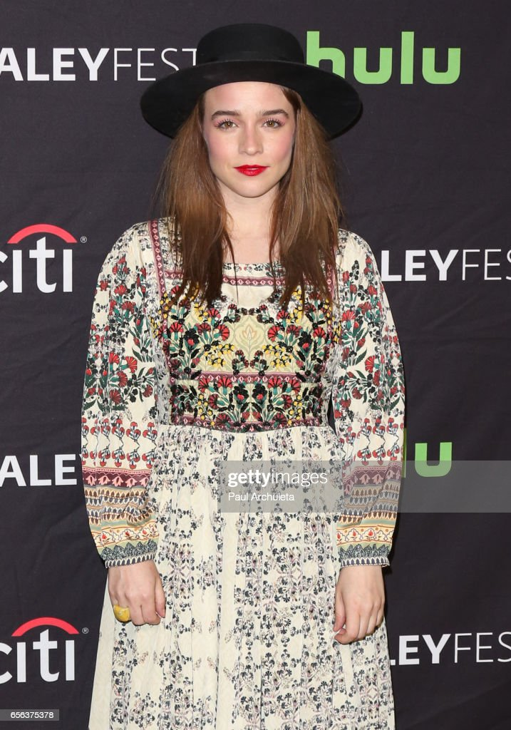 Actress Renee Felice Smith Renee Felice Smith attends The Paley Center For Media's 34th Annual PaleyFest Los Angeles 'NCIS: Los Angeles' at Dolby Theatre on March 21, 2017 in Hollywood, California.
