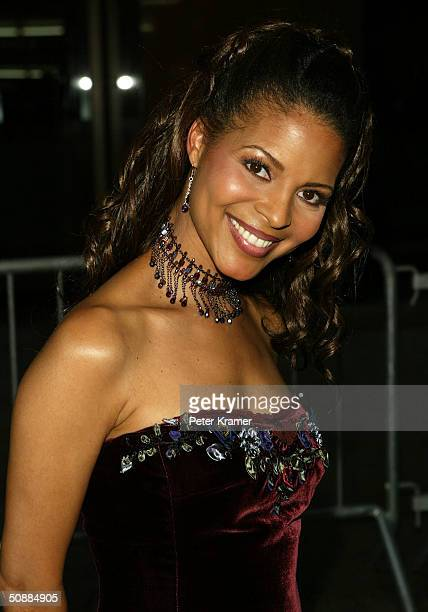 Actress Renee Jones arrives at the 31st Annual Daytime Emmy Awards at Radio City Music Hall May 21 2004 in New York City