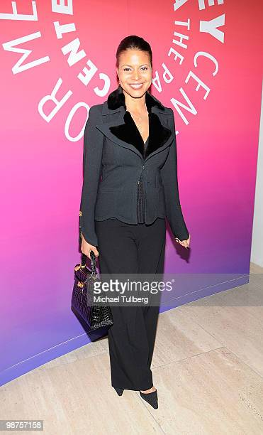 Actress Renee Jones arrives at the launch party for Executive Producer Ken Corday's new book The Days Of Our Lives The Untold Story of One Family's...