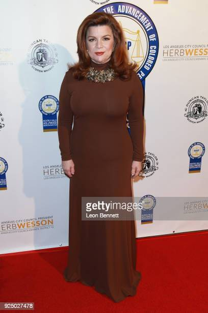 Actress Renee Lawless attends the 27th Annual NAACP Theatre Awards at Millennium Biltmore Hotel on February 26 2018 in Los Angeles California