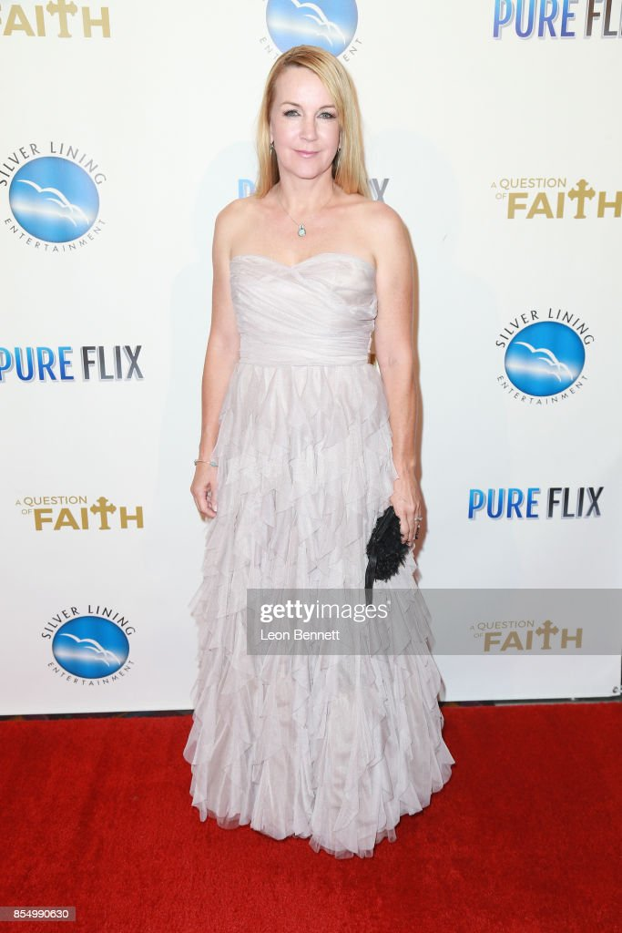 "Premiere Of Pure Flix Entertainment's ""A Question Of Faith"" - Arrivals : News Photo"