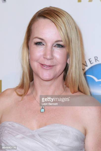 Actress Renee O'Connor attends the premiere of Pure Flix Entertainment's 'A Question Of Faith' at Regal 14 at LA Live Downtown on September 27 2017...