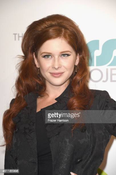 Actress Renee Olstead arrives at the 5th Annual Thirst Gala Hosted By Jennifer Garner In Partnership With Skyo And Relativity's 'Earth To Echo' at...