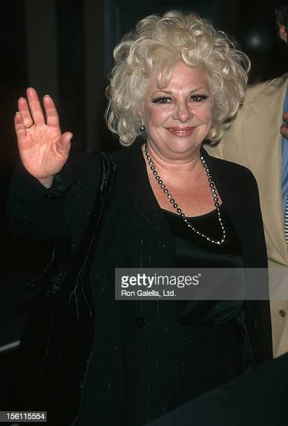 Actress Renee Taylor attending 'Friar's Club Roast Honoring Danny Aiello' on September 26, 1997 at the New York Hilton Hotel in New York City, New...