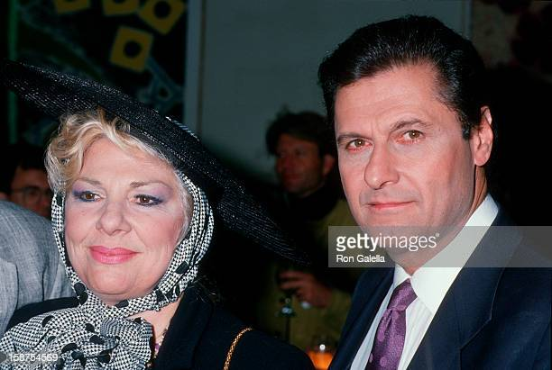 Actress Renee Taylor attending 'Peter Mark Tuchman's Art Exhibit' on March 3 1988 at Galerie des Stars in Century City California