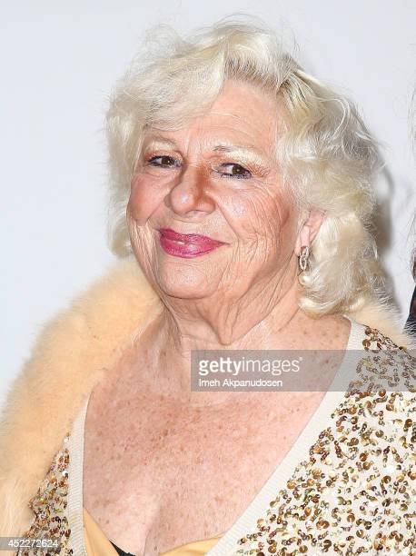 Actress Renee Taylor attends a 'Salute To Sid Caesar' at The Paley Center for Media on July 16, 2014 in Beverly Hills, California.