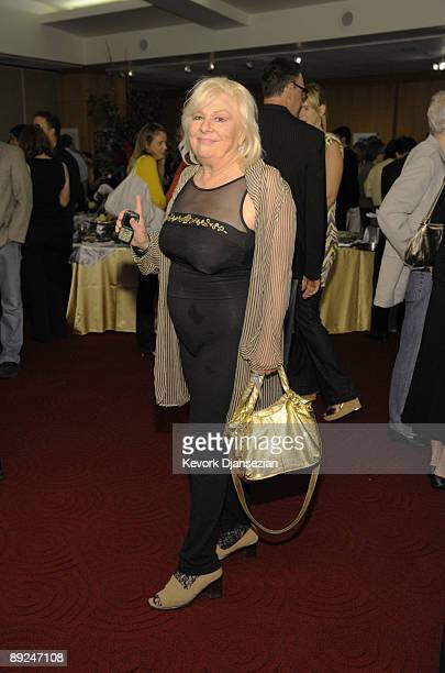 Actress Renee Taylor attends a tribute to Mel Brooks by the Academy of Motion Pictures Arts And Sciences held at Samuel Goldwyn Theater on July 24,...
