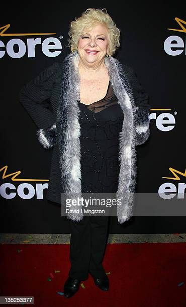 """Actress Renee Taylor attends the premiere of Encore's """"Method to the Madness of Jerry Lewis"""" at Paramount Theater on the Paramount Studios lot on..."""