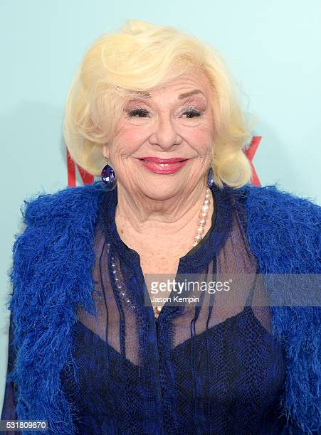 Actress Renee Taylor attends the premiere of Netflix's 'The Do Over' at Regal LA Live Stadium 14 on May 16, 2016 in Los Angeles, California.