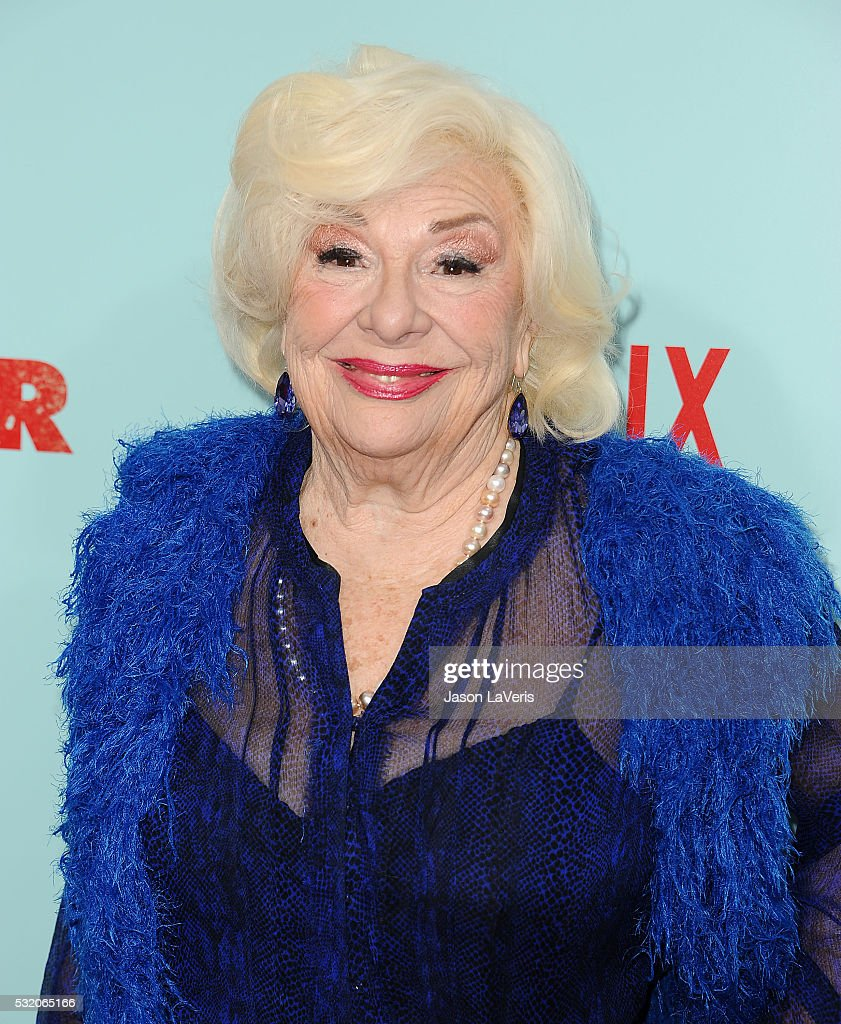 Actress Renee Taylor attends the premiere of 'The Do Over' at Regal LA Live Stadium 14 on May 16, 2016 in Los Angeles, California.