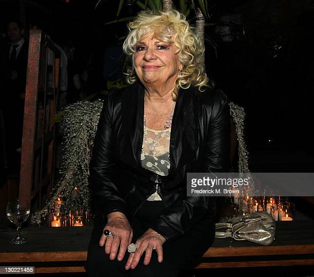 """Actress Renee Taylor attends the Screening of FOX and 20th Century Fox Television's """"Allen Gregory"""" at the Smog Shoppe on October 24, 2011 in Los..."""