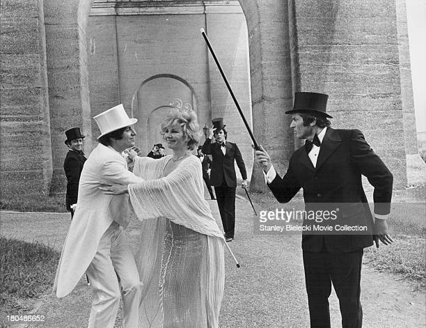 Actress Renee Taylor in a scene from the movie 'Made For Each Other', 1971.