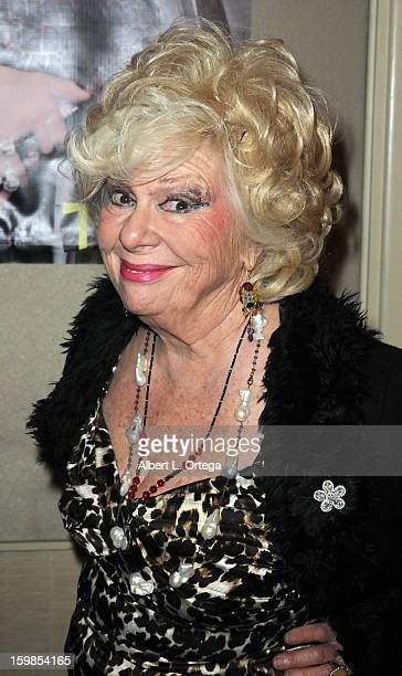 Actress Renee Taylor participates in The Hollywood Show Day 2 held at Westin Los Angeles Airport on January 13, 2013 in Los Angeles, California.