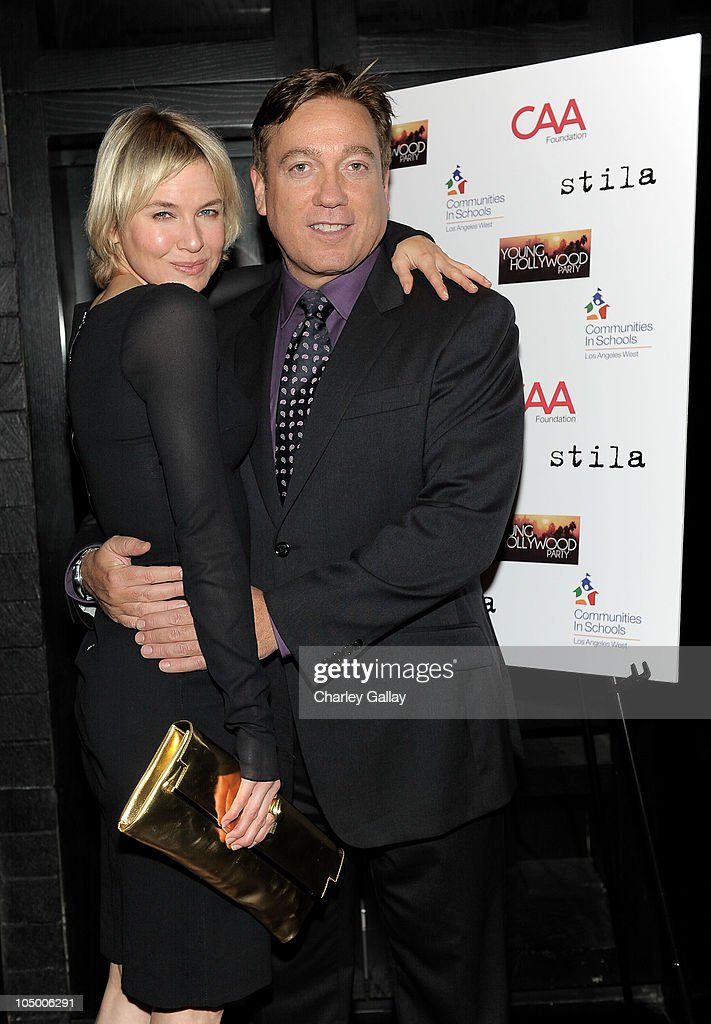 CAA's Young Hollywood Party Benefitting Communities In Schools Los Angeles West : News Photo