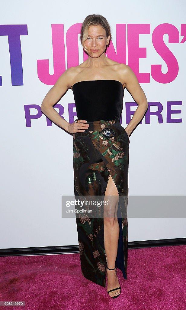 Actress Renee Zellweger attends the