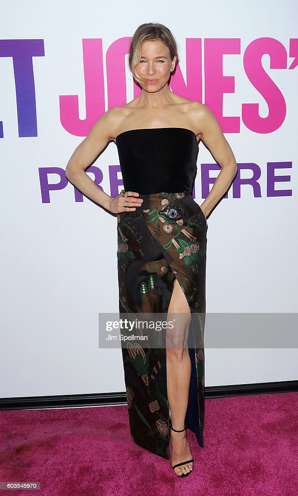 """Bridget Jones' Baby"" New York Premiere"