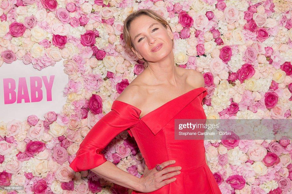 """Bridget Jones Baby"" Paris Premiere : News Photo"