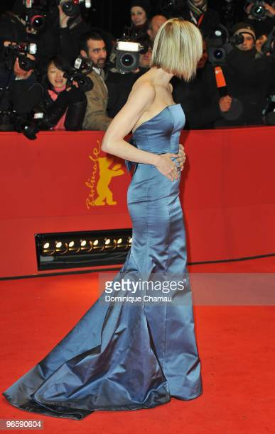 Actress Renee Zellweger attends the 'Tuan Yuan' Premiere during day one of the 60th Berlin International Film Festival at the Berlinale Palast on...