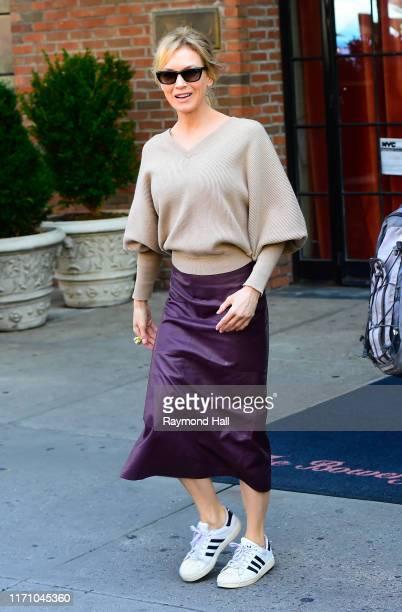 Actress Renee Zellweger is seen walking in soho on September 25 2019 in New York City
