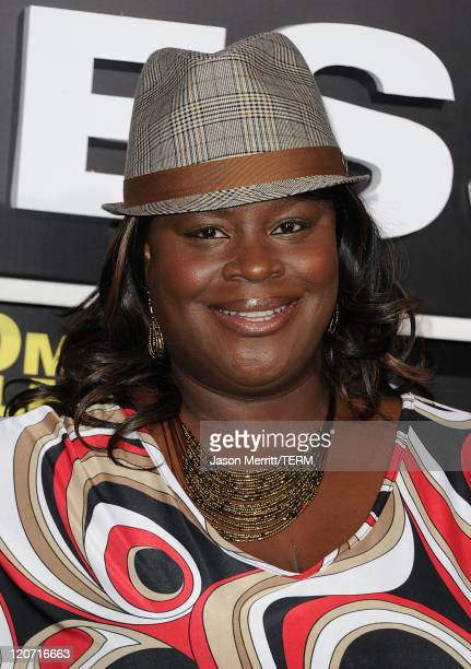 Actress Retta arrives at the premiere of Columbia Pictures' '30 Minutes Or Less' at Grauman's Chinese Theatre on August 8 2011 in Hollywood California