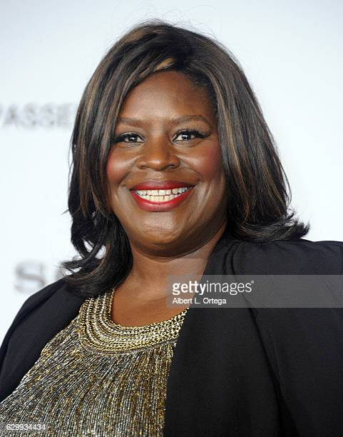 Actress Retta arrives for the Premiere Of Columbia Pictures' Passengers held at Regency Village Theatre on December 14 2016 in Westwood California